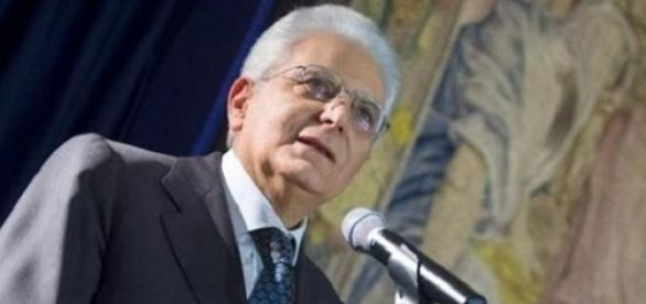 Sergio Mattarella Presidente