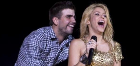 Shakira si sotul ei, pregatiri pentru cezariana