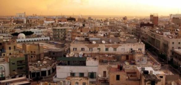 Tripolis die Hauptstadt von Lybien