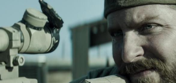 Bradley Cooper as Chris Kyle