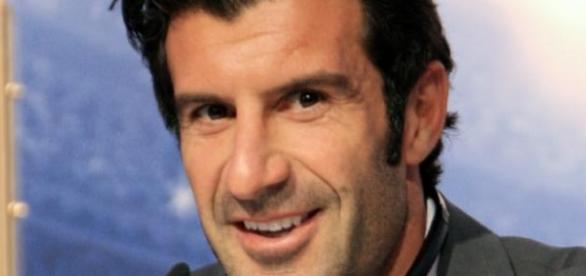 Figo se enfrentará a Joseh Blatter