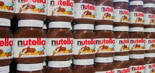 Jährlich werden 400 Mio. Nutellagläser verkauft.