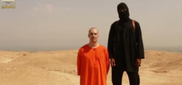 Jihadiştii din Statul Islamic - decapitare
