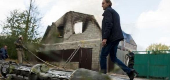 Les civils de Debaltsevo sont pris entre deux feux