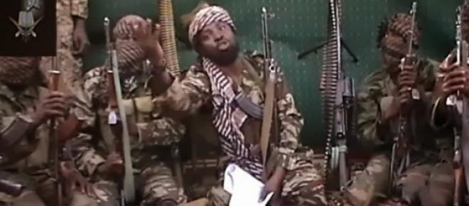 Abubakar Shekau,le chef du groupe terroriste