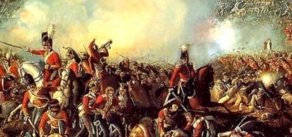1815 sonna le glas de la France impériale.