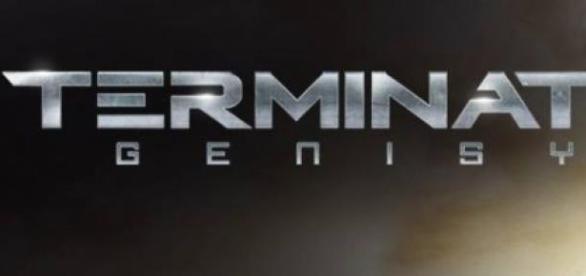 Affiche du film Terminator Genisys (détail)