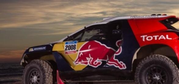 Peugeot é a grande novidade do Dakar 2015