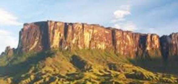 A beleza impressionante do Monte Roraima