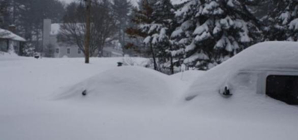 Der Winter gibt noch einmal Vollgas mit Schnee!