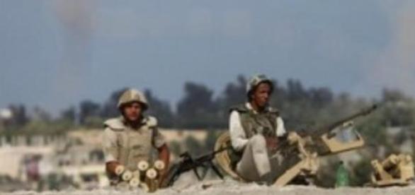 Egypt could face an Islamist insurgency in Sinai