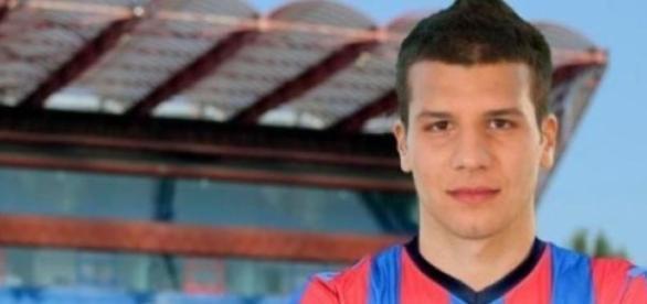 George Tucudean , noua achizitie a echipei Steaua
