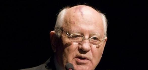 Mihail Gorbaciov, liderul Uniunii Sovietice
