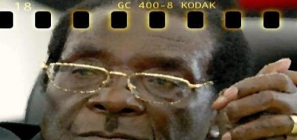 Robert Mugabe, przewodniczący Unii Afrykańskiej
