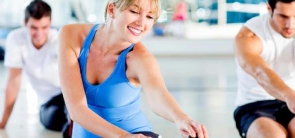 Torne-se saudável e com corpo em forma