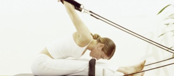 metoda pilates, exercitii fizice