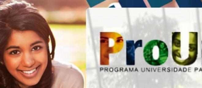 <p>Recorde de inscritos no ProUni, que abre as portas dos cursos superiores para os jovens brasileiros,com mais de 1,3 milhão de candidatos. Número supera 2014, quando mais de 1,2 milhão se inscreveram no programa.</p>