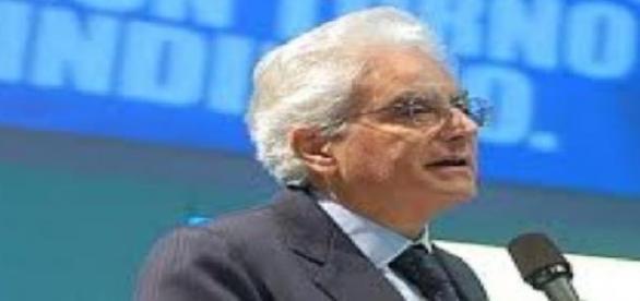 Mattarella, nuovo presidente della Repubblica