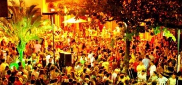 Samba da Ouvidor: Atrai multidões
