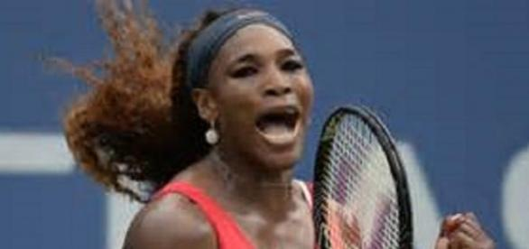 Serena claimed the Australian Open title today