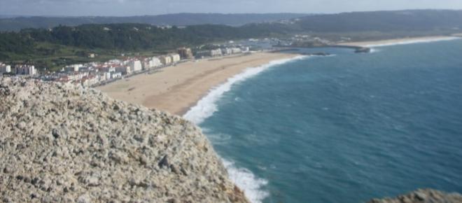 Nazaré, Destino Turístico e agora destino de Formação para alguns alunos brasileiros da Club do RH.