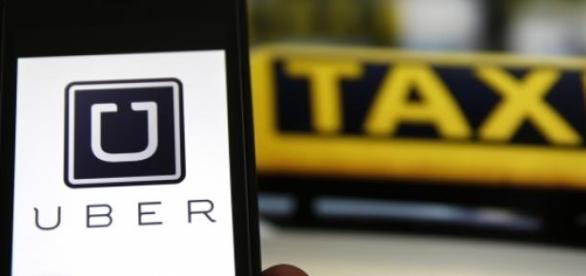 A Uber nasceu como alternativa aos Táxis