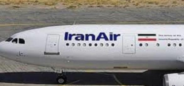 avion de la compagnie IranAir