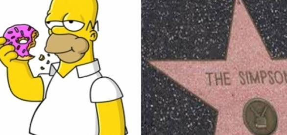 El mítico personaje Homero Simpson