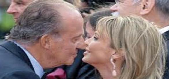 Juan Carlos, fin de año en Los Ángeles sin Corinna