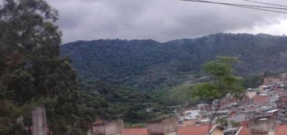 Taipas, situada ao pé da Serra, vive dificuldades