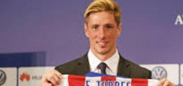 Torres. Club Atlético de Madrid