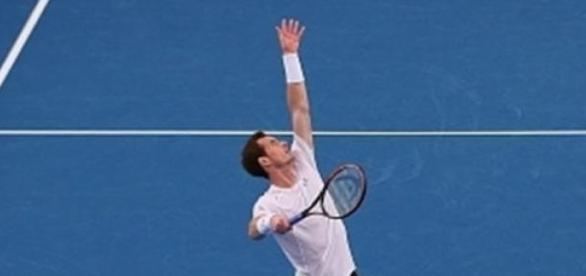 Andy Murray won his opener against Benoit Paire