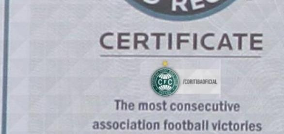 Coritiba vibrou com derrota do Real Madrid