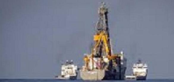 """El buque petrolero """"Rowan Renaissance"""""""