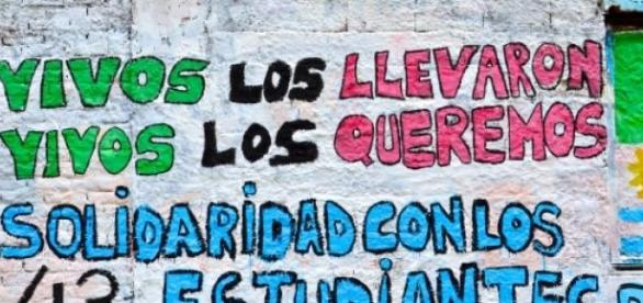Muestras de solidaridad internacional