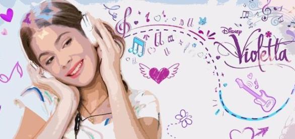 Violetta estreia-se em Portugal