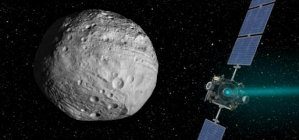 Dawn: fase de aproximación a Ceres