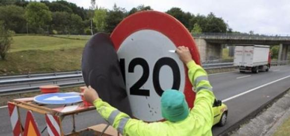 El límite de velocidad reducirá la siniestralidad