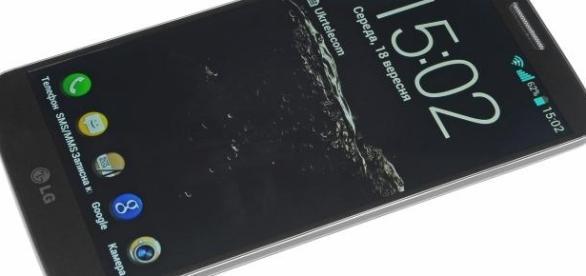 Imagen del smartphone G Flex 2