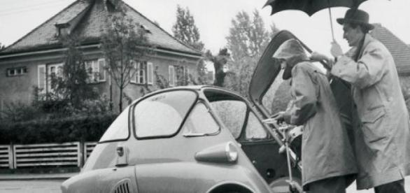 Isetta, um carro do futuro