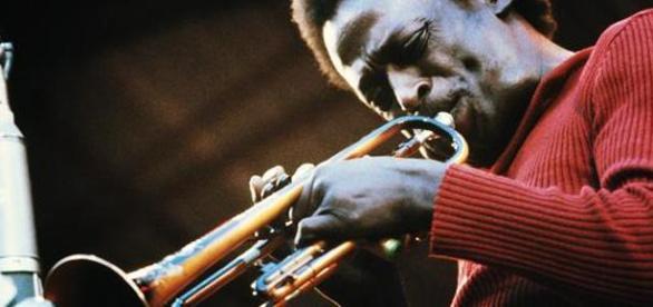 Miles Davies em transição para o jazz fusion