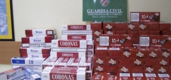 El IRA lava dinero del contrabando de tabaco