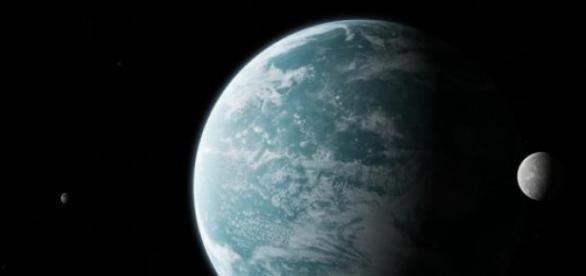 Exoplaneta similar al nuestro.