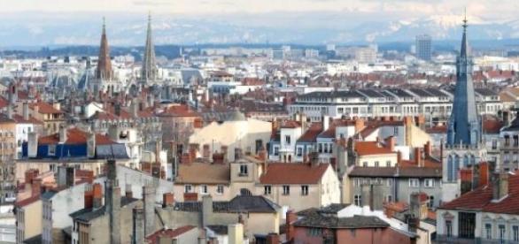 Foto de la ciudad de Lyon.