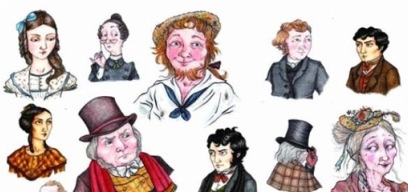Personagens de Mystery of Edwin Drood.