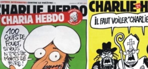 Publicação foi alvo de ataque terrorista hoje (07)