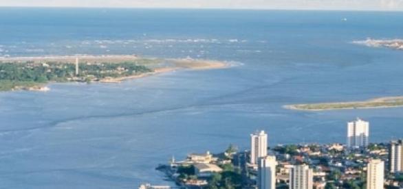 Vista panorâmica de Aracaju