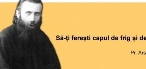 Arsenie Boca preot ocrotitor