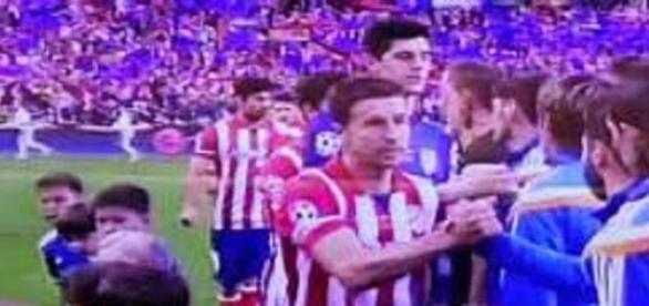 Atletico defeated Real Madrid in first leg of Copa