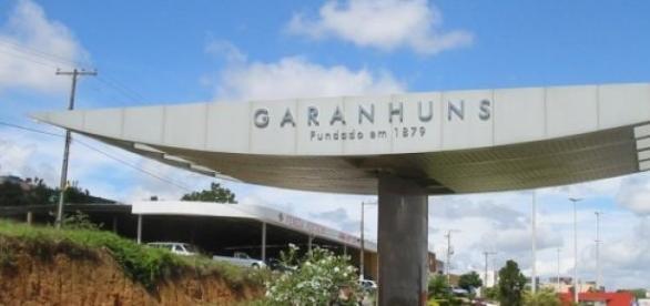 Garanhuns, no Agreste pernambucano